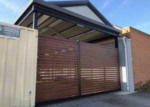 Carport Door_Peterhead