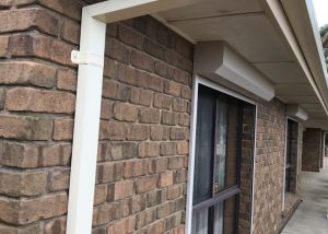 Gutter & Downpipe Replacement