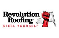 revolution roofing logo